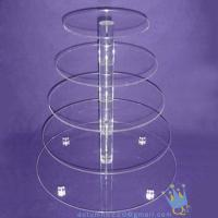 Buy cheap CD (97) cupcake wedding cake stands from wholesalers