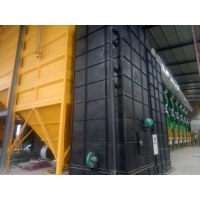 Buy cheap ISO9001 27.5kW Suspension Biomass Rice Husk Furnace from wholesalers