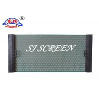 Buy cheap Derrick 500 Flat Shale Oil Vibrating Sieving Mesh 1050*700mm For Mud Separation product
