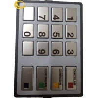 Buy cheap Diebold parts 00155797764B EPP7 Keyboard ES Spanish PCI ATM parts Diebold 368 328 parts from wholesalers