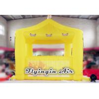 Buy cheap Cheap Steeple Inflatable Advertising Tent, Exhibit Booth for Sale from wholesalers