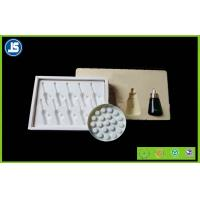 Buy cheap Essence Oil Bottles Flocking Tray Eco-Friendly , Clamshell Packaging product