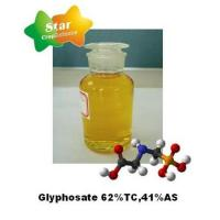 Buy cheap Herbicide--Glyphosate 62%TC, 41%AS from wholesalers
