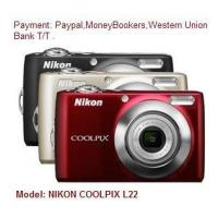 Buy cheap Digital Camera COOLPIX-L22 (12MP, 3.6x Optical Zoom) from wholesalers