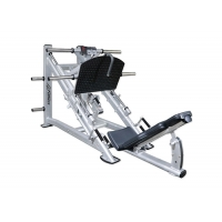 Buy cheap 500kg Commercial Grade Gym Equipment Linear Leg Press Machine from wholesalers