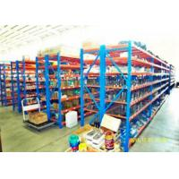 Buy cheap Medium Duty Warehouse Storage Racks With Multi Levels 300 - 500kg Load Capacity from wholesalers
