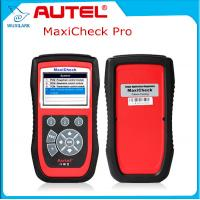 Buy cheap Autel MaxiCheck Pro EPB/ABS/SRS/TPMS/DPF/Oil Service/Airbag Rest tool Diagnostic Function Free Online Update from wholesalers