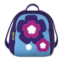 Buy cheap Flower Embroidered Personalized Kids Backpacks for School With Strap Adjustable from wholesalers
