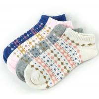 Buy cheap Women ankle Socks from wholesalers
