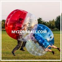 Buy cheap BODY ZORBING, BUBBLE SOCCER GAME, BUBBLE SOCCER SUITS from wholesalers