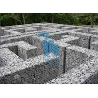 Buy cheap Architectural / Geotechnical Stone Steel Gabion Baskets For Garden Paving from wholesalers