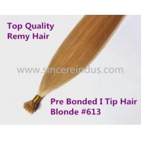 Buy cheap Hot Selling 18 Inch Pre-Bonded I Tip Hair Extensions 1 G Straight Hair Extension for Sale from wholesalers