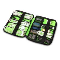 Buy cheap Universal Cable Organizer Electronics Accessories Case USB Drive Shuttle/ Healthcare & Grooming Kit from wholesalers