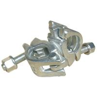 Buy cheap Germen type Forged Scaffolding Swivel Coupler Carbon Steel , Q235 from wholesalers