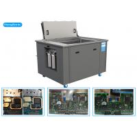 Buy cheap Single Phase Large Capacity Ultrasonic Cleaner , 38L 600Watt Benchtop Ultrasonic Cleaner from wholesalers