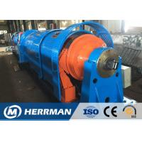Buy cheap 500r / Min Tubular Stranding Machine , Copper Cable Manufacturing Machines product