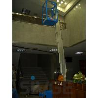 Hydraulic Aerial Work Platform 8 Meter Platform Height For Shopping Centers