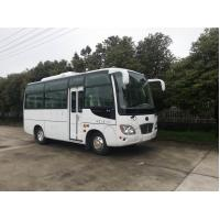 Buy cheap 6m Luxury City 18 Seater Minibus Double Passenger Doors High Bearing Capacity from wholesalers