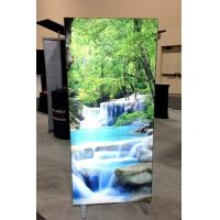 Buy cheap Restaurant Snap Open Aluminum Frame Light Box Menu Board Rectangle Shape from wholesalers