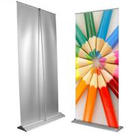 Buy cheap Custom Large Retractable Display Banners , Advertising Trade Show Roll Up Banners Stand from wholesalers