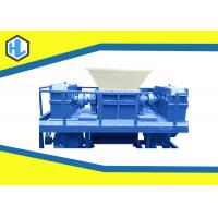 Buy cheap Simens Drive Motor Waste Shredder Machine With 1000 Plus 900 Mm Cutting Chamber from wholesalers