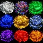 Buy cheap Waterproof 30M 50M 100M Holiday LED Garland String Lights from wholesalers