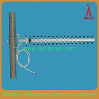 Buy cheap 2.4GHz 18dBi heavy-duty extruded anodized Aluminum Yagi Antenna WLAN antenna from wholesalers