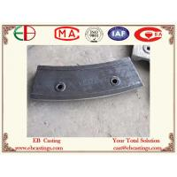 Buy cheap GX300 Cr9Ni5Si2 Ni-hard Castings Cement Mill Spare Parts HB555 EB5068 from wholesalers