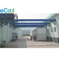 Buy cheap Low Temperature Frozen Food Storage Warehouses With Electrical Controlling System from wholesalers
