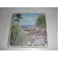 Buy cheap Sandstone Coaster from wholesalers