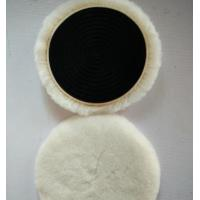 Buy cheap high qualiyt wholesale wool buffing pad for car and glass factory from wholesalers