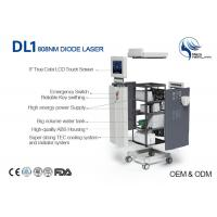 Buy cheap Big Spot 808 nm Vertical Diode Laser Hair Removal Machine , 808nm Diode Laser Vertical from wholesalers