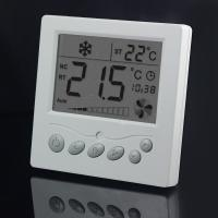 Buy cheap HVAC Systems Digital Temperature Controller Thermostat With Programmable Fan from wholesalers