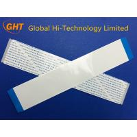 Buy cheap Tin Plating 80 Pin PET Ribbon Flat Cable 0.5mm Pitch For Scanner , Fax Machine from wholesalers