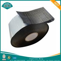 Buy cheap High tack high temperature woven polypropylene adhesive tape similar Polyken brand from wholesalers