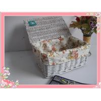 Buy cheap willow basket from wholesalers