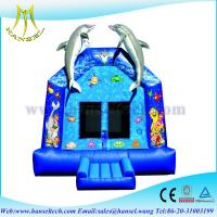 Buy cheap Hansel popular inflatable funny party rentals miami jump house from wholesalers