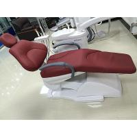 Buy cheap Good quality factory price with ISO and CE approved dental chair leather cushion and LED sensor lamp dental unit from wholesalers