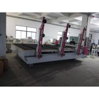 Buy cheap CNC Automatic Glass Cutting Machine with Automatic Glass Loading from wholesalers