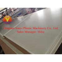Buy cheap Professional Supplier PVC Foam Board Extrusion Line with High-Standard from wholesalers