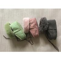 Buy cheap Genuine Sheepskin Baby Slippers from wholesalers
