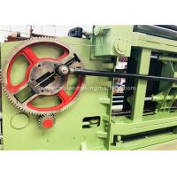 PVC Coated Automatic Gabion Wire Mesh Machine Oxidation Resistance For Stone Cage