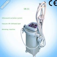 Buy cheap Vacuum + Bipolar RF +940 Near Infrared + Roller + liposuction Ultrasonic cavitation beauty from wholesalers