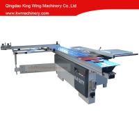 Buy cheap High precision wood panel saw sliding panel saw sliding table saw wood cutting machine from wholesalers