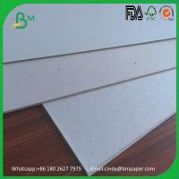 Buy cheap Laminated grey paper 2.5mm book binding board from Guangzhou factory from wholesalers