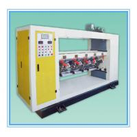 Buy cheap lift-down type corrugate paperboard slitter scorer machine from wholesalers
