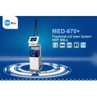 Buy cheap Portable Fractional Co2 Laser Skin Resurfacing Equipment from wholesalers