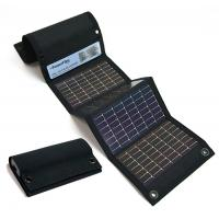 Buy cheap portable 3000mAh mobile solar emergency charger use in business trip from wholesalers
