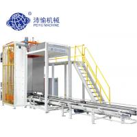 Buy cheap Full Automatic Can Depalletizer Machine In Packing Line 7 Bar 800 L/min from wholesalers