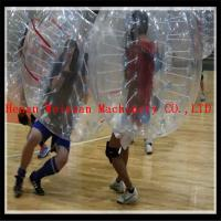 Buy cheap Promotional 100% TPU knocker ball,body bumper ball,inflatable bumper ball for sale from wholesalers